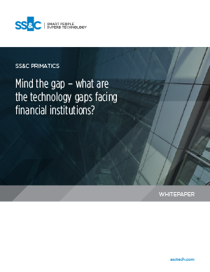 Mind the Gap – What Are the Technology Gaps Facing Financial Institutions?