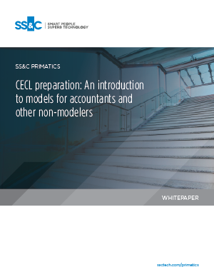 CECL preparation: An introduction to models for accountants and other non-modelers