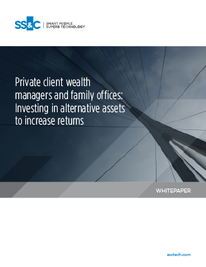 Private client wealth managers and family offices: Investing in alternative assets to increase returns
