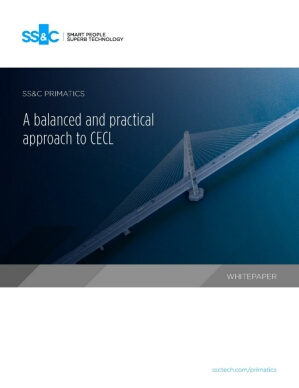 A balanced and holistic approach to CECL.