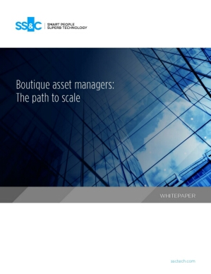 Boutique asset managers: The path to scale