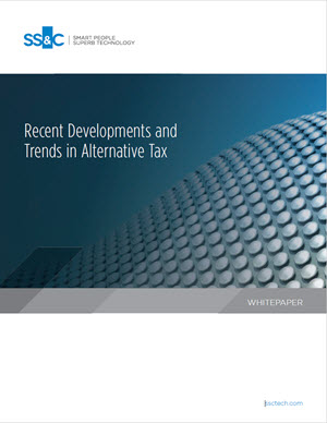 Recent Developments and Trends in Alternative Tax