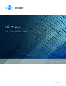 Data services: Keep the lifeblood flowing